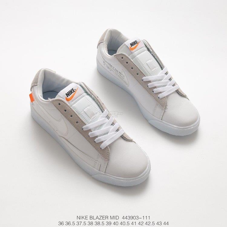best authentic 42639 2ceef Nike Blazer Studio Mid x OFF WHITE white