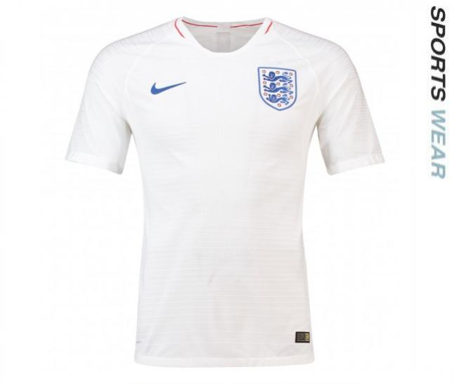 Nike England 2018 Vapor Match Home Shirt - White 893870-100