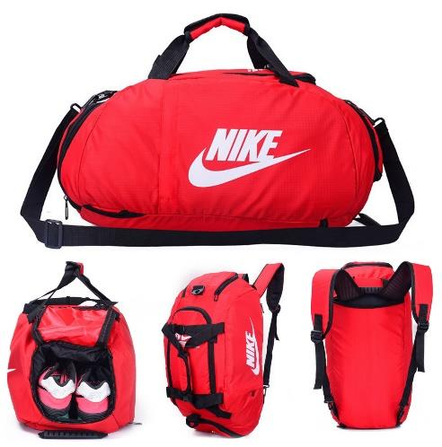 Nike Fitness Gym Sports Bag With Shoes Compartments