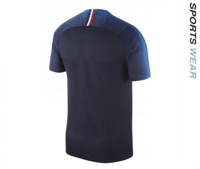 Nike France 2018 Home Shirt - Blue 893874-451 -893874-451