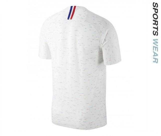 Nike France 2018 Away Shirt - White  893871-100 -893871-100