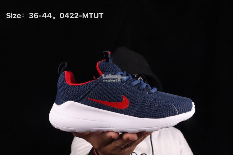 reputable site c43fb e9422 Nike Kaishi 2.0 blue red