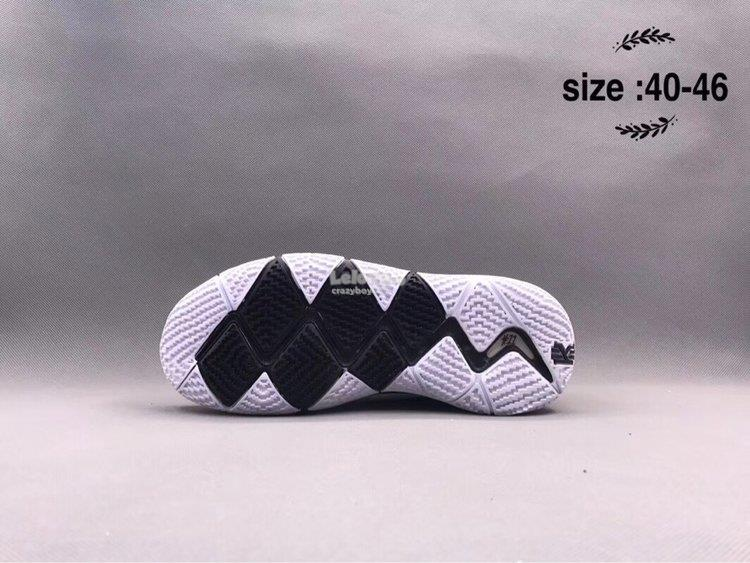 99f6a02496e769 Nike Kyrie Irving 4 black white (end 5 11 2019 4 15 PM)