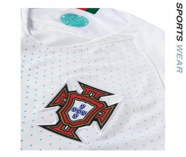 Nike Portugal 2018 Away Shirt - White  893876-100 -893876-100