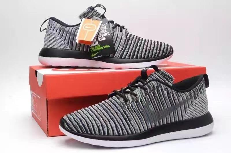 more photos 9fd78 03815 Nike Roshe 2 Flyknit Men Women Sport Shoes
