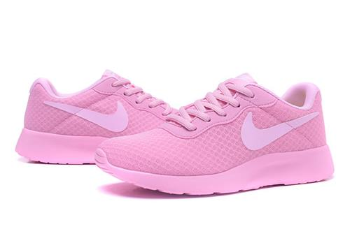 Nike ROSHERUN 3 Classic Breathable Casual Pink Sneaker Women Shoes