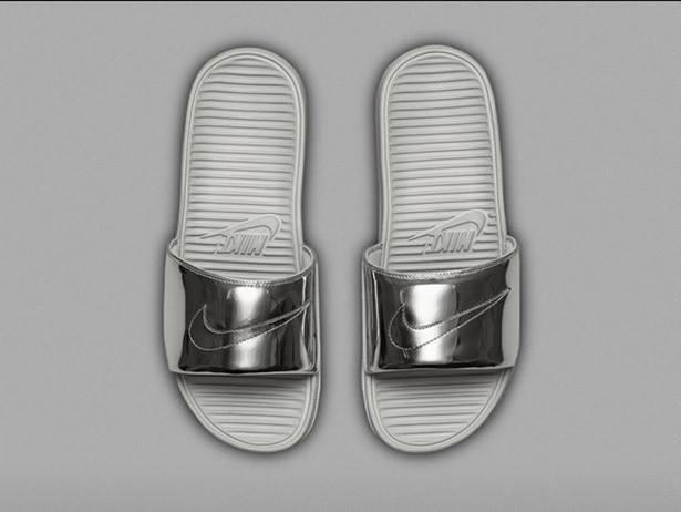 b3b6073846c75e ... australia nike sandals benassi solarsoft slide silver. u2039 u203a  5382d 300c8
