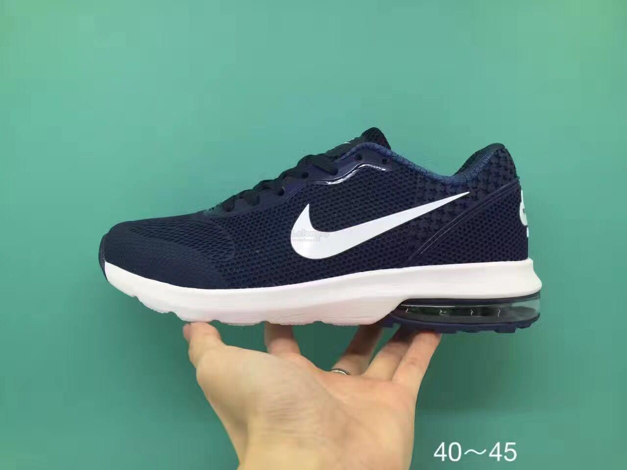 nike shoes 2017. nike shoes all new 2017 airmax blue w