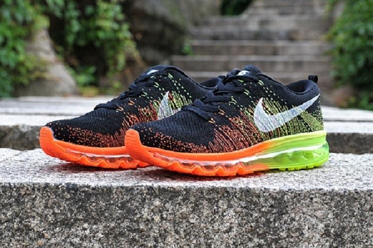 new concept 48013 f15b0 NIKE SHOES FLYKNIT AIR MAX SPORT SHOES COUPLE SHOES LEISURE SHOES. ‹ ›