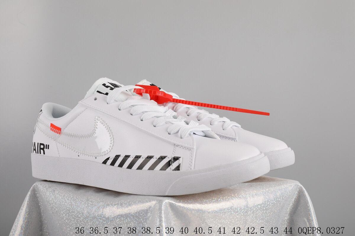 Nike Shoes NIKE Blazer Studio Mid x Off White. ‹ ›