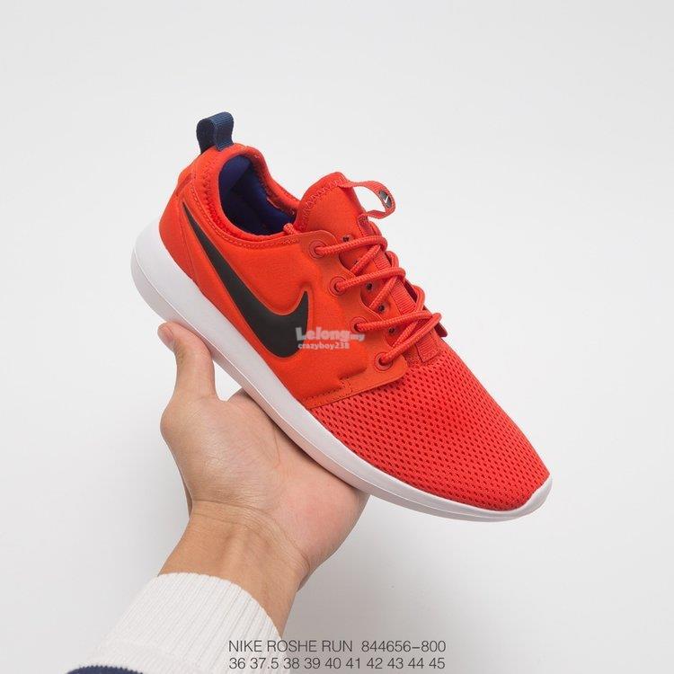 Nike shoes NIKE ROSHE TWO Orange