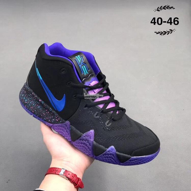 best website 0aa84 a3a0e promo code for nike kyrie 4 violet 700dd 4c521