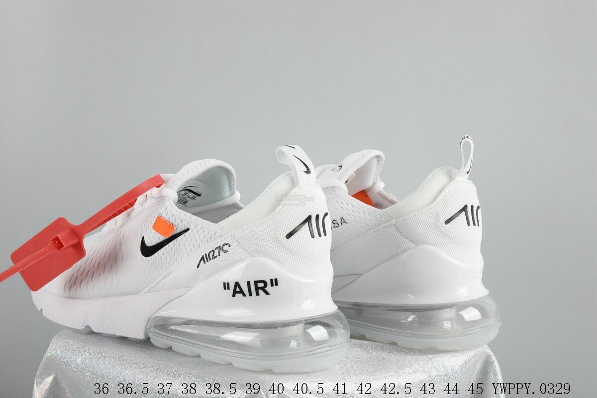 Nike Shoes Off white x Nike Air Max 270