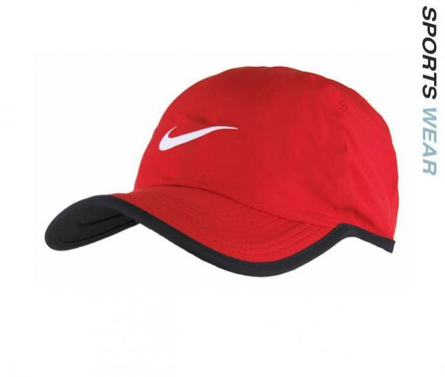 7cc5e1bfb7acf1 Nike Ultra Feather Light Cap - Red S (end 7/27/2018 3:15 PM)