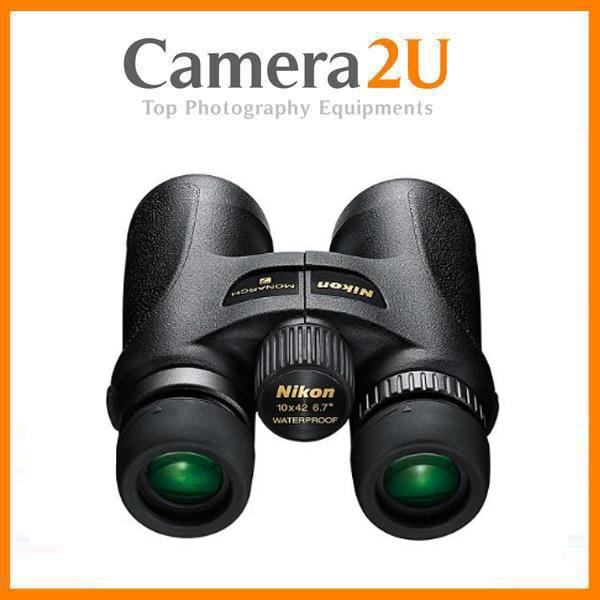Nikon 10x42 Monarch 7 Binoculars (Black)