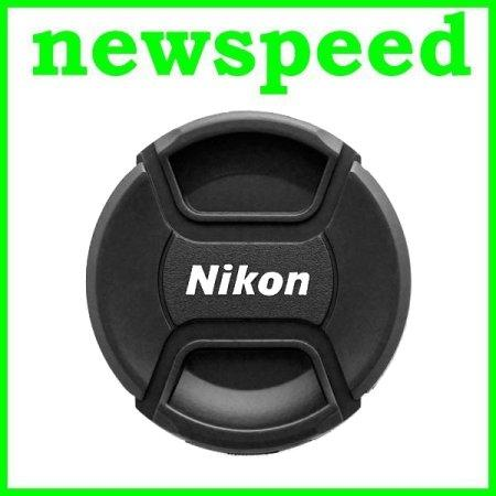 New Nikon 55mm Snap On Lens Cap for Nikon Lens Digital Camera
