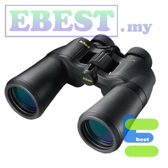 Nikon Binocular Aculon A211 12 X 50 Eco-Glass Sport Optic Binoculars
