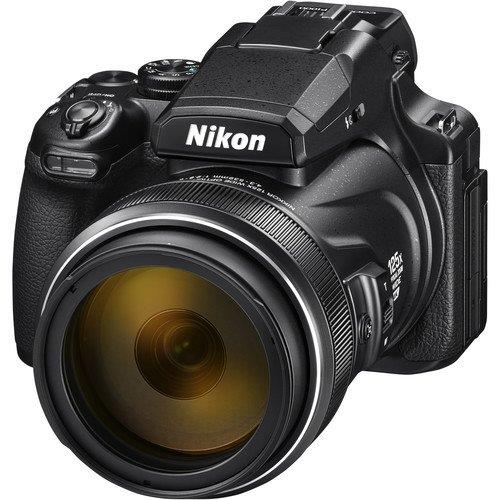 Nikon COOLPIX P1000 125X Optical Digital Camera +16GB+Bag