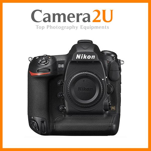 NEW Nikon D5 DSLR Camera Body Only (XQD version)