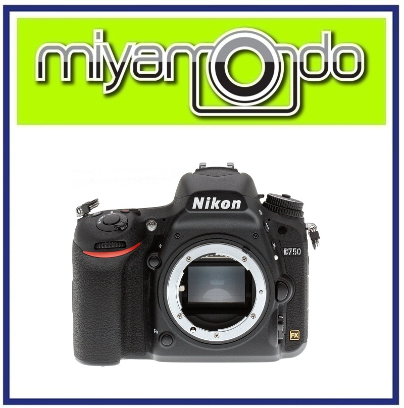 NEW Nikon D750 Body Full Frame Digita (end 7/4/2016 3:20 PM)