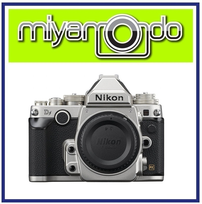 NEW Nikon DF Body Full Frame Digital SLR Camera