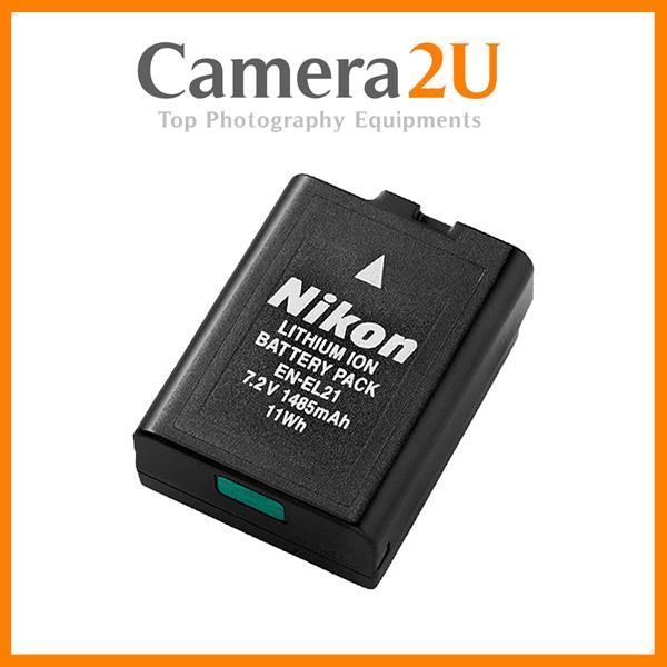 Nikon EN-EL21 Rechargeable Li-ion Battery (Nikon 1 V2)