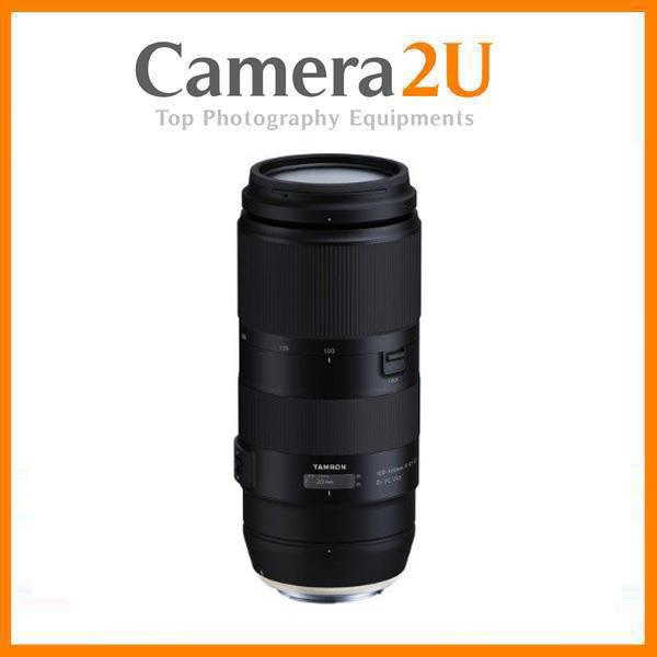 Nikon Mount Tamron 100-400mm f/4.5-6.3 Di VC USD Lens (Import)