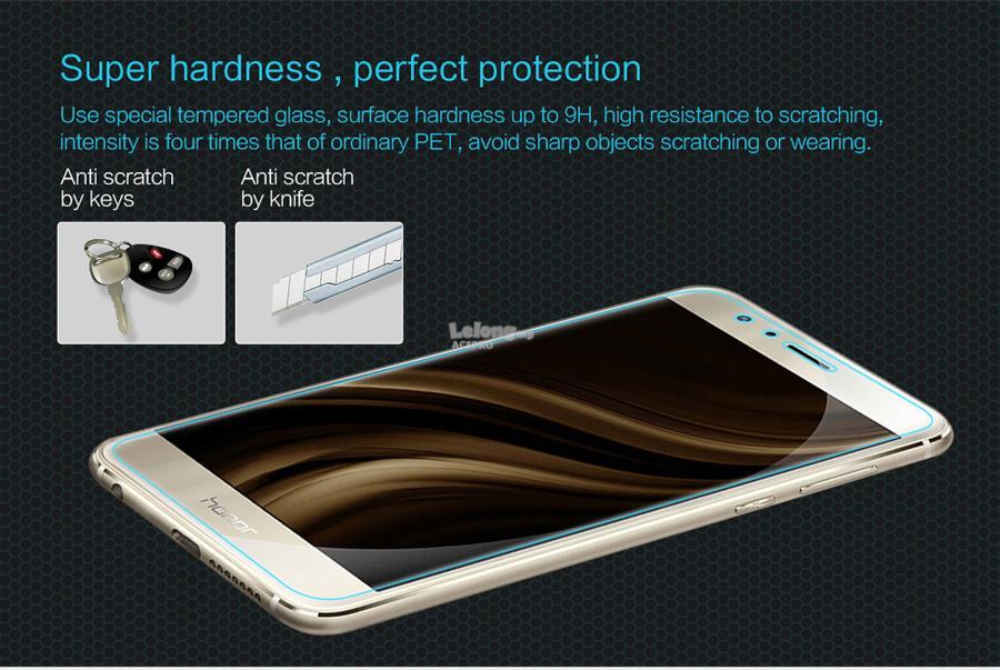 Nillkin Amazing H Tempered Glass Huawei Nexus 6P Honor 8 3C 3X G750