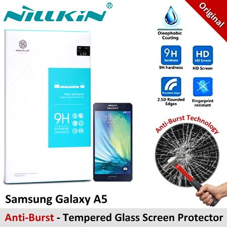 Nillkin Anti-Burst Tempered Glass Screen Protector Samsung Galaxy A5