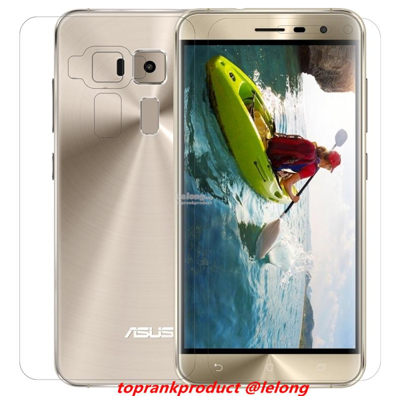 Nillkin Asus Zenfone 3 ZE520KL Clear Matte Screen Protector +Back Film