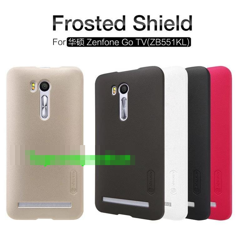 Nillkin Asus Zenfone Go TV ZB551KL 5.5' Hard Back Case Cover Casing