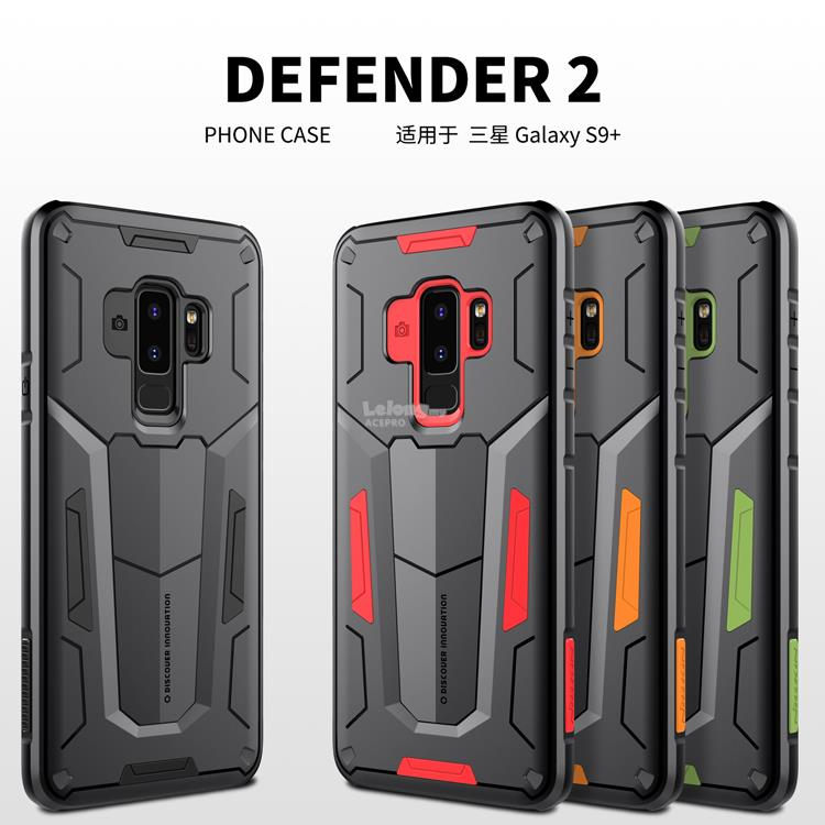 outlet store d9680 54f8f Nillkin Defender 2 Otterbox Case Galaxy S9 S8 Plus NOTE 7 8 FE S7 EDGE