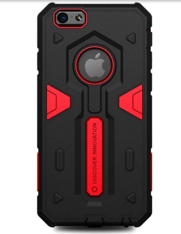 Nillkin Defender Protective Case Red for iPhone 6 4.7'