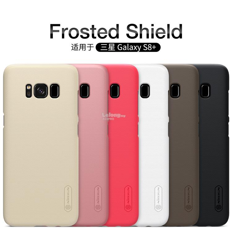Nillkin Samsung Galaxy A7 (2017) Super Frosted Shield Hard Case Original – Hitam + Gratis Tempered Glass. Source · Nillkin Frosted Shield Galaxy .