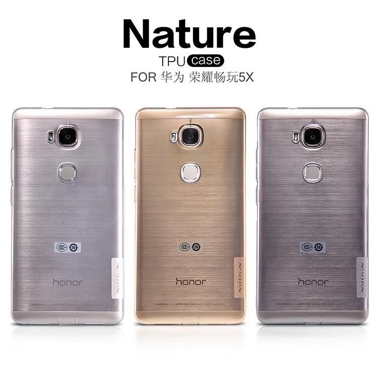 new product 638f4 e6d20 NILLKIN Nature TPU case for HUAWEI GR5 TPU case