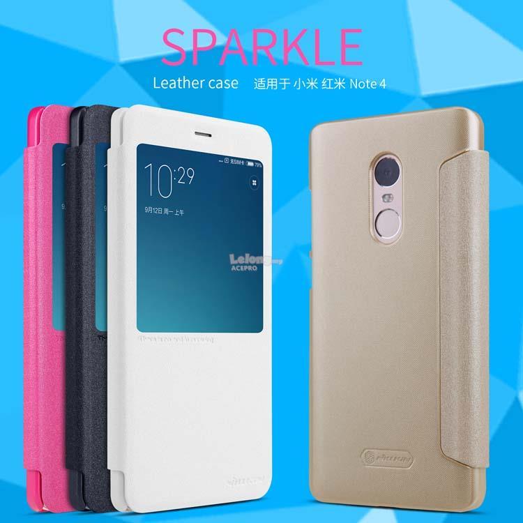 ... Gratis Tempered Glass Source · Tempered Glass Screen Film for Xiaomi Redmi Note 5A Transparent Source Nillkin Sparkle Flip Xiaomi Mi