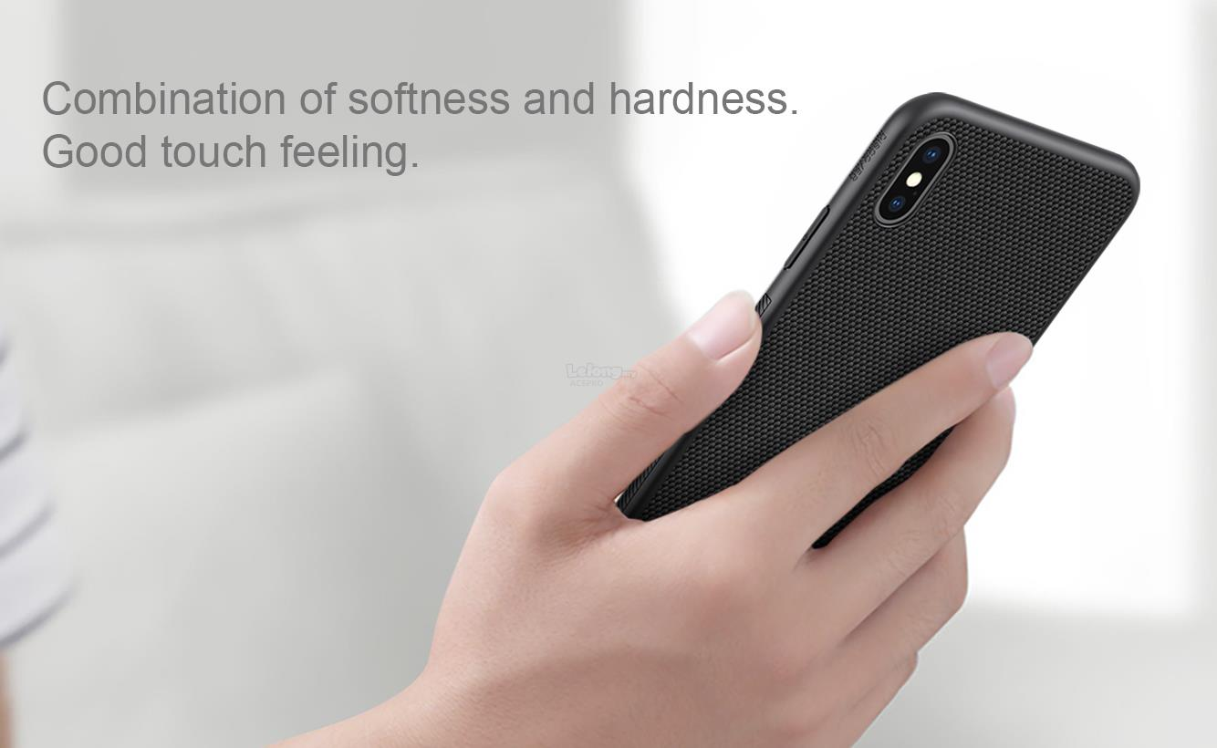 best website b3941 0d7ef Nillkin Textured Case Apple iPhone XS MAS XR