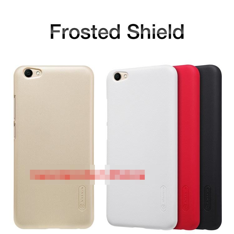 Nillkin VIVO V5 Y67 Super Frosted Shield Back Armor Case Cover Casing