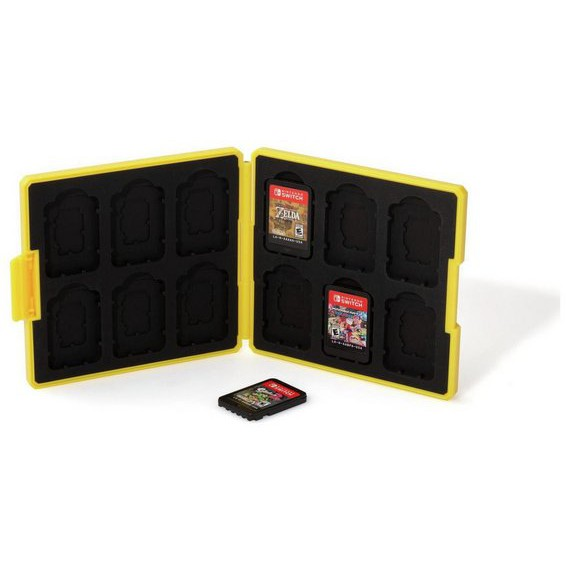 Nintend Switch Game Cards Case Shockproof Hard Shell Storage Box