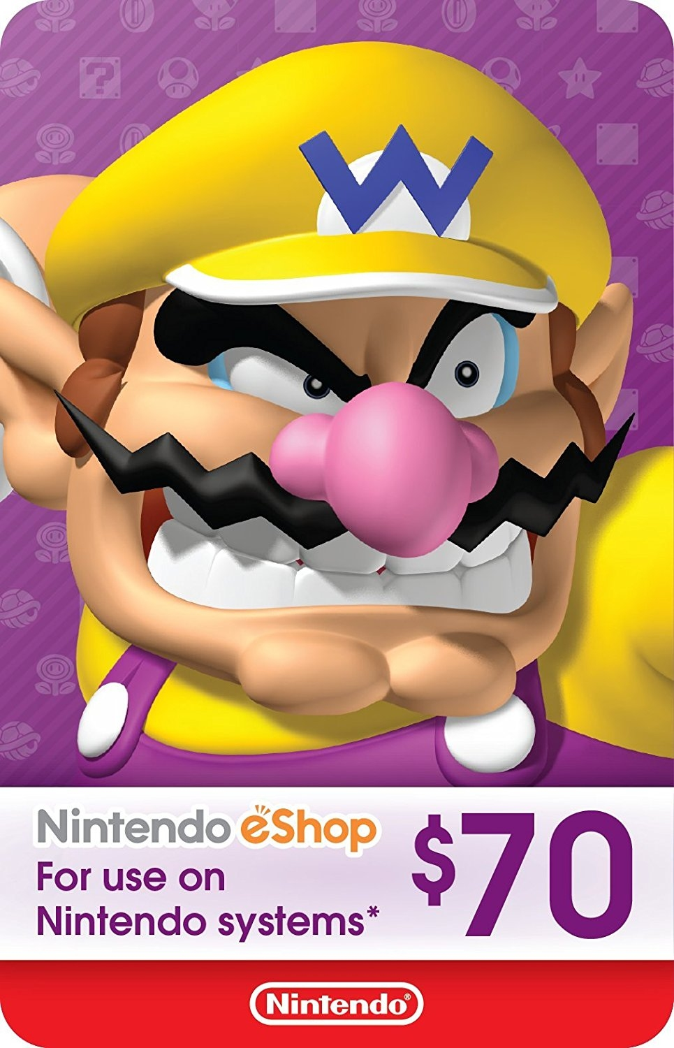 Nintendo eShop Gift Card USD 70 - S (end 11/30/2019 6:16 PM)