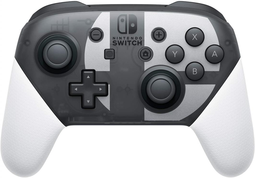 Nintendo Super Smash Bros. Ultimate Edition Pro Controller
