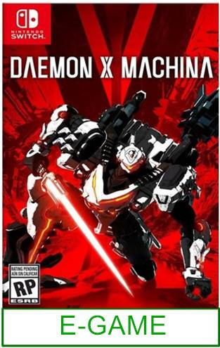 Nintendo Switch Daemon X Machina ★Brand New & Sealed★