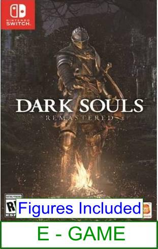 Nintendo Switch Dark Souls Remastered ★Brand New & Seal..
