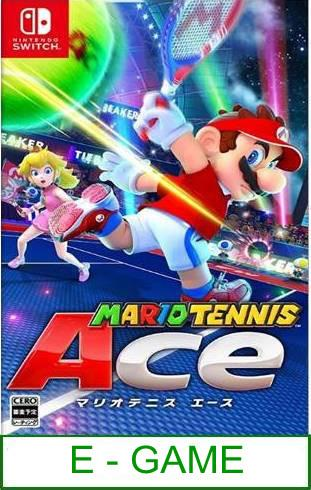 Nintendo Switch Mario Tennis Ace ★Brand New & Sealed★