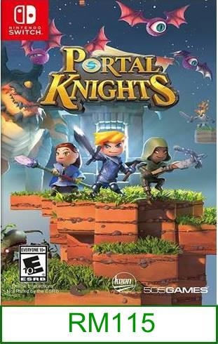Nintendo Switch Portal Knights ★Brand New & Sealed★