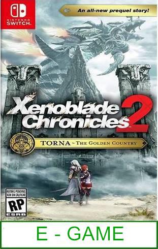 Nintendo Switch Xenoblade Chronicles 2 Torna ★Brand New ..