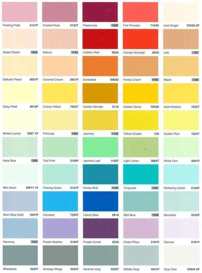 Color Nippon Paint - Paint Color Ideas