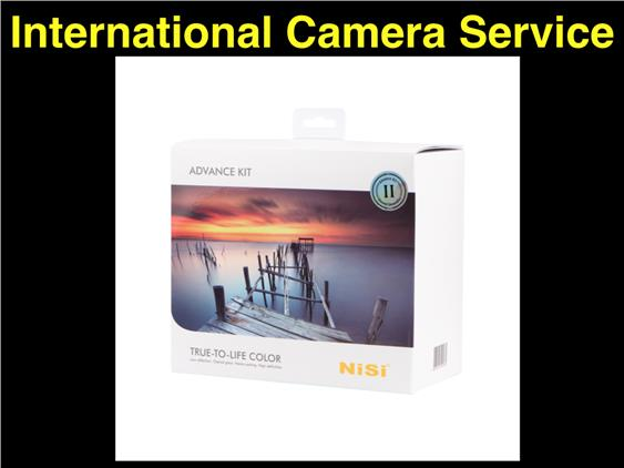 NiSi Filters 100mm Advance Kit Second Generation II (16 Items)