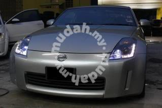 Nissan Fairlady Projector Led Head Lamp HID Taiwan