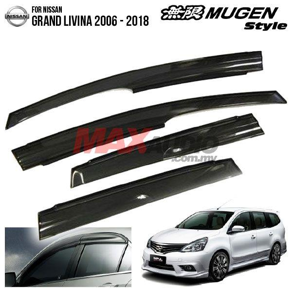 Nissan Grand Livina 2006 2018 Mug End 8 28 2019 11 59 Pm